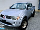 Photo 2007 mitsubishi triton 2.5 mt turbo no off road...