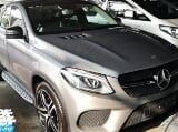 Photo 2016 mercedes-benz gle 450 amg coupe 3.0...
