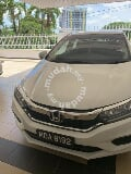 Photo Honda CITY 1.5 e facelift (a)
