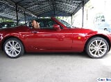 Photo 2008 Maxda MX-5 Auto Sports Car Red Metallic