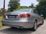Photo 2014 mercedes e200 (a) W212 Facelift Avantgarde...
