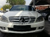 Photo 2008 Mercedes Benz C230 V6 7 Speed-Good Condition