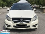 Photo 2012 mercedes-benz r-class r350 4matic