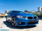 Photo 2014 bmw 4 series 428i m sport (unreg) tip top...