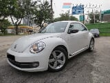 Photo 2013 volkswagen beetle 1.4(A)