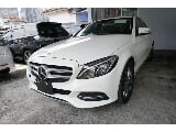 Photo 2016 mercedes-benz c200 2.0 (a) recon