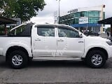Photo 2012 Toyota Hilux Vigo Champ 3.0G VNT Auto