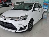 Photo 2017 Toyota Vios 1.5 (a)