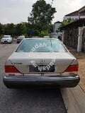 Photo 1995 or older mercedes benz s-class s500