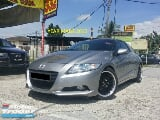 Photo 2012 honda cr-z alpha black label