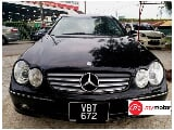 Photo 2005 mercedes-benz clk240 2.6 (a) used