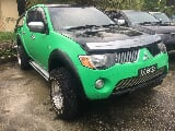 Photo 2008 mitsubishi triton 2.5 (a) used