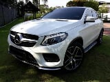 Photo 2016 Mercedes Benz GLE400 4MATIC COUPE