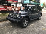 Photo 2017 Jeep Wrangler 3.6 unlimited sport suv -...