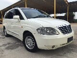 Photo 2010 ssangyong stavic 2.7 (a) used