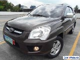 Photo Kia Sportage Automatic 2009