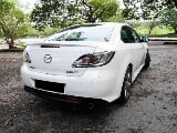 Photo Mazda 6 2.5 (a) facelift *s/roof *leather seat