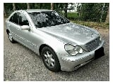 Photo 2000 mercedes-benz c-class 1.8 (a) used