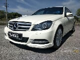 Photo 2012 Mercedes-Benz C200 CGI 1.8 Elegance Sedan...