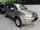 Photo 2010 toyota fortuner 2.7 (a)