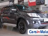 Photo Toyota Hilux Automatic