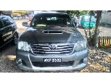 Photo 2012 toyota hilux 2.5 (a) used