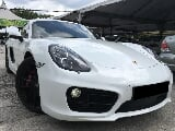 Photo 2015 porsche cayman 3.4 (a) used