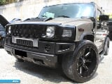 Photo 2013 Hummer H2 6.0 v8 military yr 2013 prado...