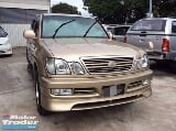 Photo 2000 toyota land cruiser 4.7