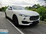 Photo 2018 maserati gran sport levante s petrol 3.0...