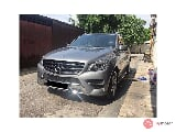 Photo 2014 mercedes-benz m-class 3.5 (a) used