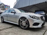 Photo 2015 Mercedes Benz E250 AMG 2.0 new 5 yrs warranty