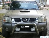 Photo Nissan Frontier 2. 5D(M) Sambung Bayar / Car...