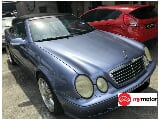 Photo 1997 mercedes-benz clk230 2.3 (a) used