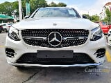 Photo 2017 Mercedes-Benz GLC43 AMG 3.0 4MATIC Coupe -...