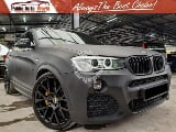 Photo Bmw X4 2.0 xDrive28i M SPORT PwBOOT RevCAM WARRNTY