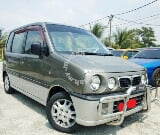 Photo Perodua Kenari 1.0 (a) ez leather seat limited edi