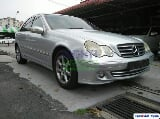 Photo 2006 mercedes-benz c200k- local- perfect condition