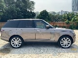 Photo 2016 Land Rover Range Rover 5.0 Supercharged...