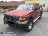 Photo 1996 isuzu rodeo 2.8 (m) diesel 4wd tip top...