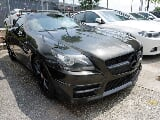 Photo 2012 Mercedes-Benz SLK200 1.8 Convertible - (A)