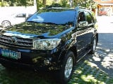 Photo 2010 toyota fortuner diesel 4x2 at
