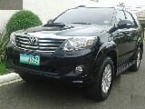 Photo Toyota fortuner