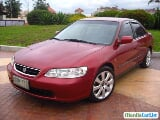 Photo Honda Accord Manual 1998