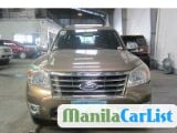 Photo Ford Everest Automatic 2011