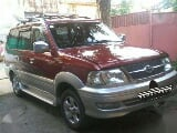 Photo 2004 Toyota Revo AT red color for sale