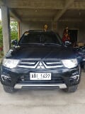 Photo Mitsubishi Montero Manual