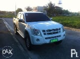 Photo Isuzu DMAX pick-up 2008