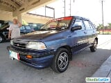 Photo Kia Pride Manual 2000