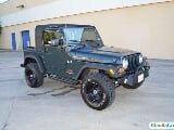 Photo Jeep Wrangler Manual 2006